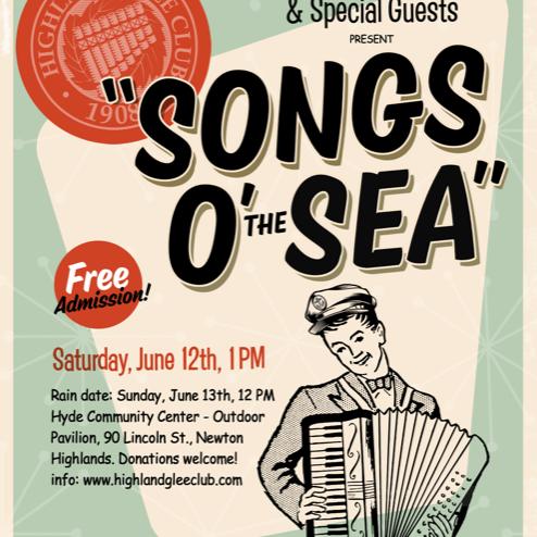 Songs O' the Sea Spring 2021